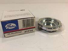 Gates 31114 Engine Oil Filler Cap - New Old Stock