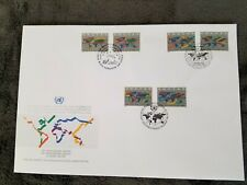 1994 Unctad Large Fdc - Mint Condition