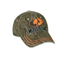 Official Licensed Mossy Oak® Bottomland® with Blaze Stitching Youth Cap
