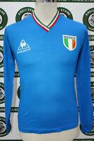 maglia calcio ITALIA ROSSI TG 3 1982 shirt maillot trikot camiseta