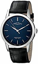 Armand Nicolet Men's 9670A-BU-P670BU1 L10 Limited Edition Stainless Steel Watch