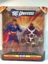 DC Universe Classics Power Struggle ~ Superman Vs. Parasite  NISB!!