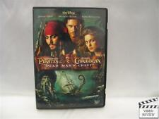 Pirates of the Caribbean 2 Dead Man's Chest * DVD * WS