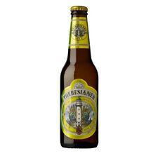 Cerveza italiana Wit non filtrata 33 cl Theresianer 1 botella 33 cl.
