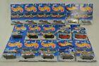 Hot Wheels Sol-Aire CX4 Tony Hawk Autonomicals Lot of 16 New On Card Diecast Car