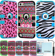 Heavy Duty Shockproof Case Cover For Apple iPod Touch 7th 6th & 5th Generation