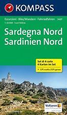 Italienische Reiseführer & Reiseberichte über Sardinien