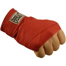 "Everlast 120"" Boxing Handwraps - Red"