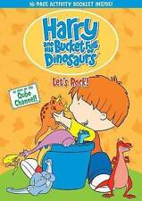 Harry and His Bucket Full of Dinosaurs: Lets Rock!, New DVDs