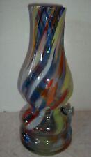 vecchio Murano Vaso brocca di vetro 28cm Demolizione