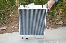 Full Aluminum Radiator for Suzuki Swift GTI 1.0/1.3/1.6 89-94 2 Row 90 91 92 93