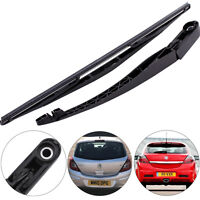 Rear Window Wiper Arm & Blade for Vauxhall Corsa C MKII Hatchback 2000-06 L62