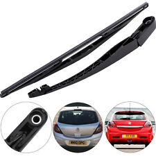 Rear Window Wiper Arm & Blade for Vauxhall Corsa C MKII Hatchback 2000-06 L62