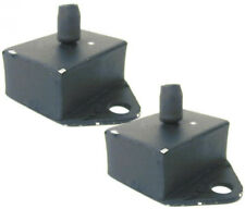 New Pair Gearbox Transmission Mount Mounts MGB 1968-80 Austin Healey 100-6 3000