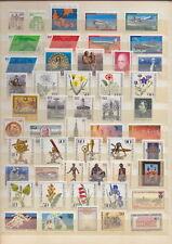 BERLIN: ** Sammlung 80er Jahre von 1980-1984 postfrisch MW 207,20 (R105#4)