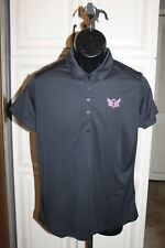 Nike Womens Golf Polo  S Small US UK RYDER CUP 1969 Black RARE NEW