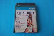 "GIL VENTURA "" SAX CLUB N° 7 "" MUSICASSETTA STEREO 8 SIGILLATA"
