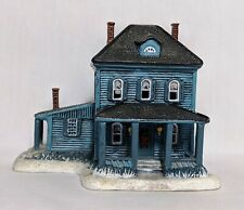 """1998 Lang & Wise Town Hall Collectibles """"Mitchell Homestead"""" #1"""