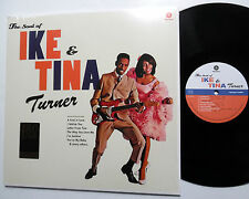 IKE & TINA TURNER Lp The Soul Of WAX TIME SPAIN Reissue R&B Rock MINT- sm155