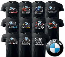 BMW G650GS, F800GT, F800GS, F800ST, F800R, F700GS usw Motorrad Fan Kult T-Shirt