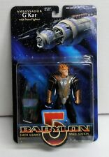 1997 Babylon 5 Ambassador G'Kar Figure by Exclusive Premiere Nip