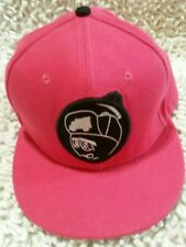 Trukfit PINK and BLACK Hat Feelin' Spacey Embroidery on Baseball CAP GUC