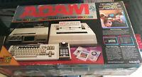 Vintage Adam Coleco Vision Family Computer System Keyboard Original BOX