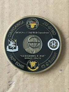 OPERATION NEPTUNE  CHALLENGE COIN