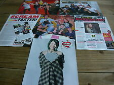 TONIGHT ALIVE - MAGAZINE CUTTINGS COLLECTION (REF ZB)