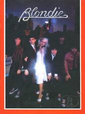 Blondie 1979 Parallel Lines Tour Concert Program Tour Book Deborah Harry