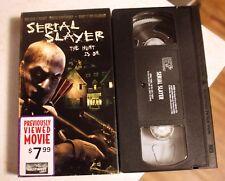 VHS: Serial Slayer: horror