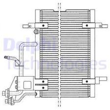 Kondensator, Klimaanlage DELPHI TSP0225011 für AUDI VW