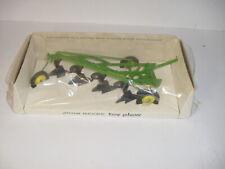 1/16 Vintage John Deere F660H 4-Bottom Plow W/Bubble Box! Super Nice (1966)