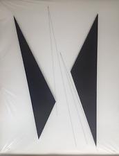 Geneviève CLAISSE Composition IV en 3Dimensions 80x60cm Art Concret Géométrique