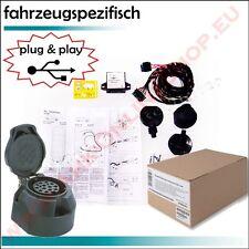 Elektrosatz für Anhängerkupplung 13 polig BMW 1er 3er 5er 7er X1 X3 X5 X6
