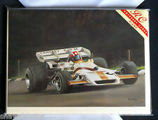 YARDLEY BRM P160 - Jo Siffert 1971 - Greetings card with envelope - Blank inside