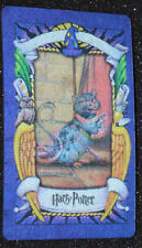 Harry Potter: SCABBERS Lenticular 3D Trading Picture Card | Chocolate Frog 2001