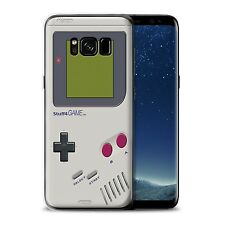 Gel/TPU Case for Samsung Galaxy S8 Plus/G955/Games Console/Nintendo Game Boy