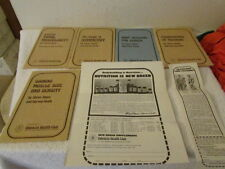 Vintage Steve Davis Bodybuilding Work Out Programs Booklets