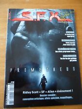 S.F.X. N°157 PROMETHEUS