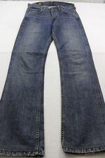 J3741 Lee Bootcut Schlaghose Denver Jeans W30  Dunkelblau  Sehr gut