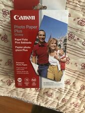 Canon Photo Paper Plus Glossy 240 sheets (4x6""