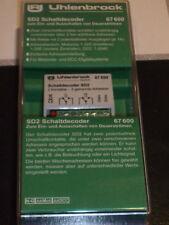 Uhlenbrock 67600 Schaltdecoder SD2