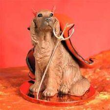 Irish Setter Devil Dog Tiny One Figurine Statue