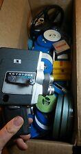 Vintage Keystone Elgeet Camera with Vintage Real Films
