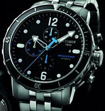 Tissot Seastar 1000 Automatic Chronograph Mens Watch. Quite hard to get one.