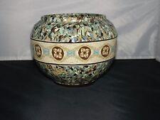 Grand Vase  en Céramique à décor de mosaïques - Vallauris - Gerbino XXe siècle