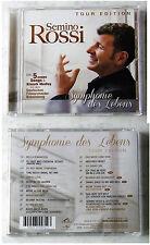 SEMINO ROSSI Symphonie des Lebens / Tour Edition .. CD