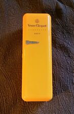 Veuve Clicquot Refrigerator Fridge Collector's Brut Orange Empty Box ONLY cooler