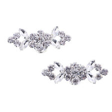 Fake Crystal Flowershoe Clip Shoes Accesory Decoration Shoes DIY Jewlery Fashion